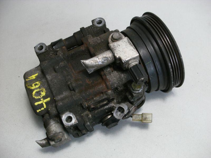 Klimaanlage Kompressor FlachriemenFIAT BRAVA (182) 1.6 16V  (182.BB)