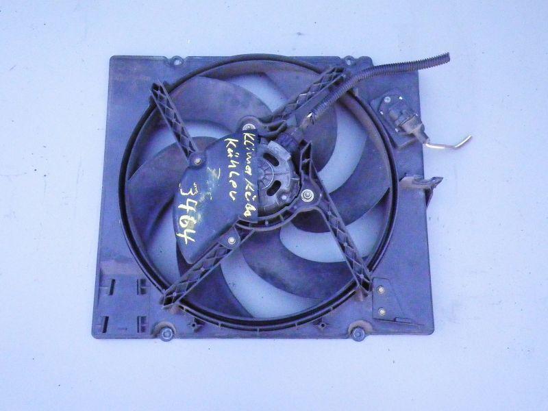 Lüftermotor Wasserkühler Fz. mit Klima /  VorwiderstandRENAULT MEGANE CLASSIC (LA0/1_) 1.6 E (LA0F, LA0