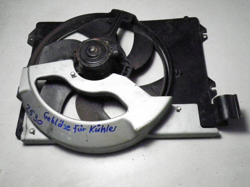 """Lüftermotor Wasserkühler Motorkühler / Fz. mit KlimaROVER 400 SCHR""""GHECK (RT) 416 SI"""