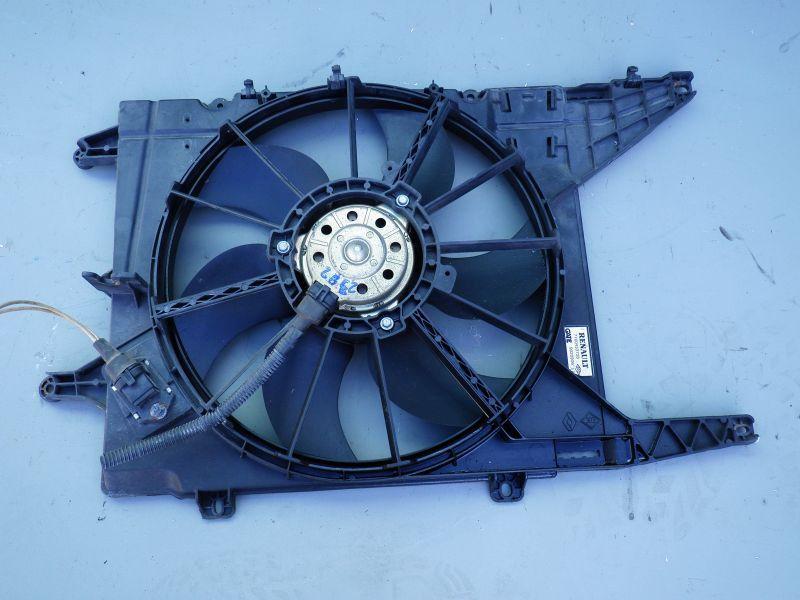 Lüftermotor Wasserkühler Fz. mit KlimaRENAULT MEGANE CLASSIC (LA0/1_) 1.6 16V (LA04, L
