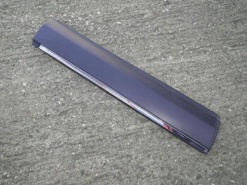 Zier-Schutzleiste Schwellerverkleidung hinten linksCITROEN C5 BREAK (RE_) 1.6 HDI