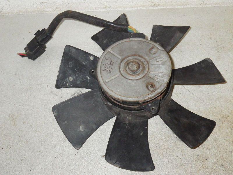 Lüftermotor Wasserkühler MITSUBISHI SPACE STAR (DG_A) 1.3 16V