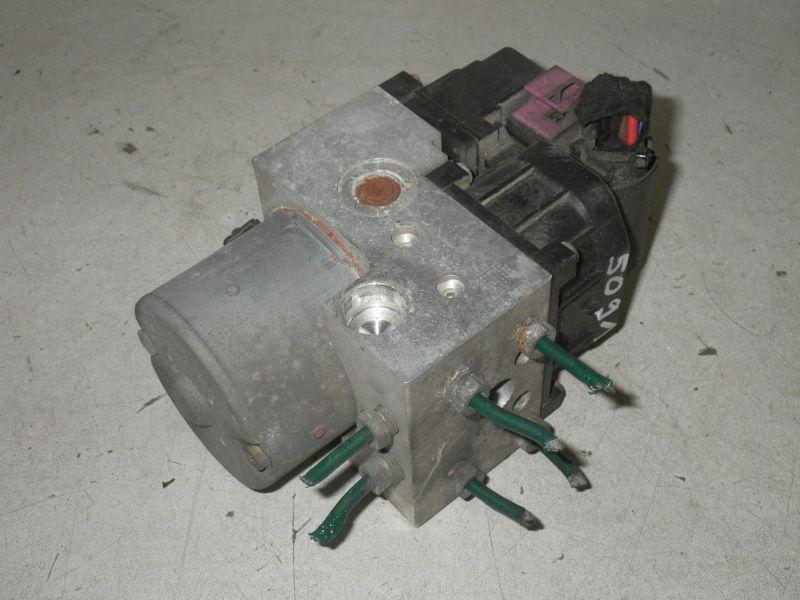 ABS-Bremsaggregat OPEL CORSA C (F08, F68) 1,2