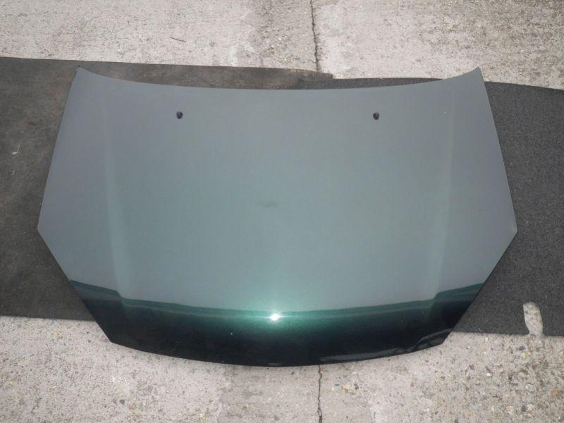 Motorhaube dunkelgrünSUZUKI LIANA KOMBI (ER) 1.3