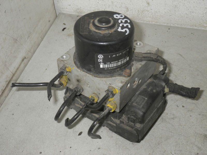 ABS-Bremsaggregat SKODA OCTAVIA (1U2) 1.6
