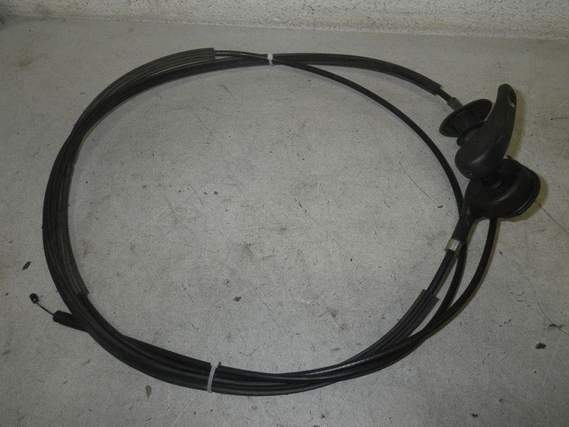 Bowdenzug für Öffnung Motorhaube mit Hebel, ÖffnerRENAULT LAGUNA II GRANDTOUR (KG0/1_) 1.6 16V