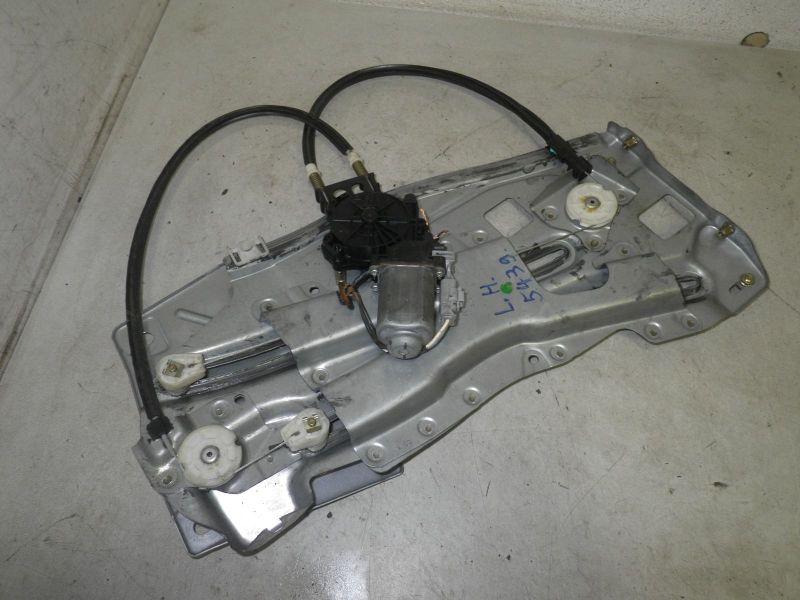 Fensterheber h.l. elektrisch mit MotorCITROEN C3 PLURIEL (HB_) 1.4