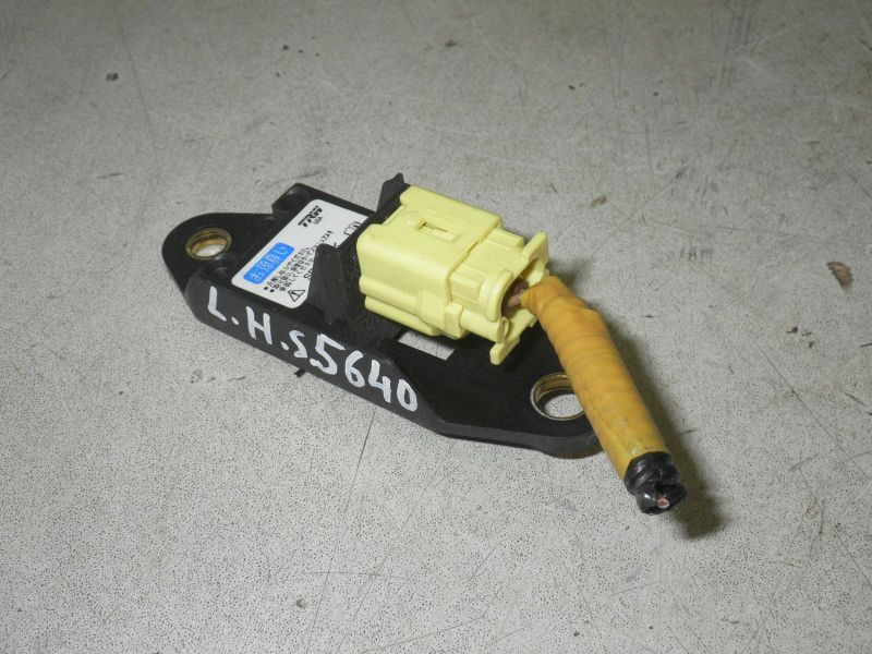 Sensor Airbag, Crashsensor, Seite hinten linksHONDA ACCORD VII TOURER (CM) 2.0