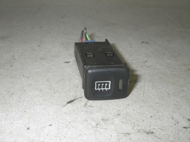 Schalter HeckscheibenheizungROVER 25 (RF) 1.4 16V