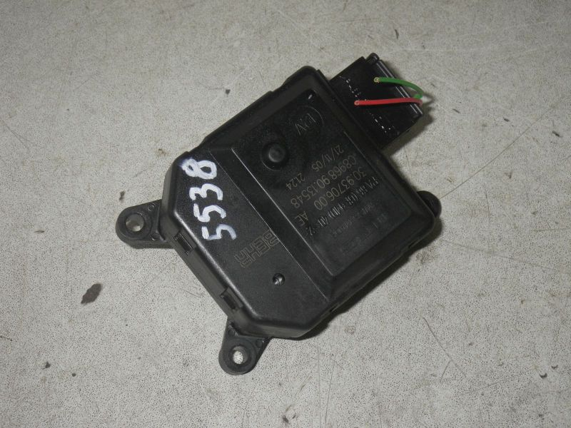 Stellmotor für Heizung Lüftung KlimaOPEL ZAFIRA B (A05) 2.0
