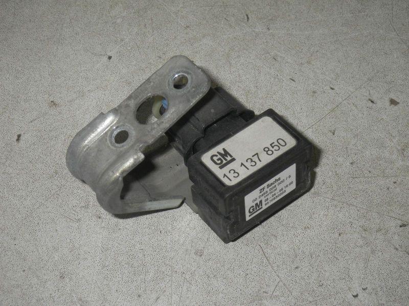 Sensor Airbag, Querbeschleunigung, vorn links oder rechtsOPEL ZAFIRA B (A05) 2.0