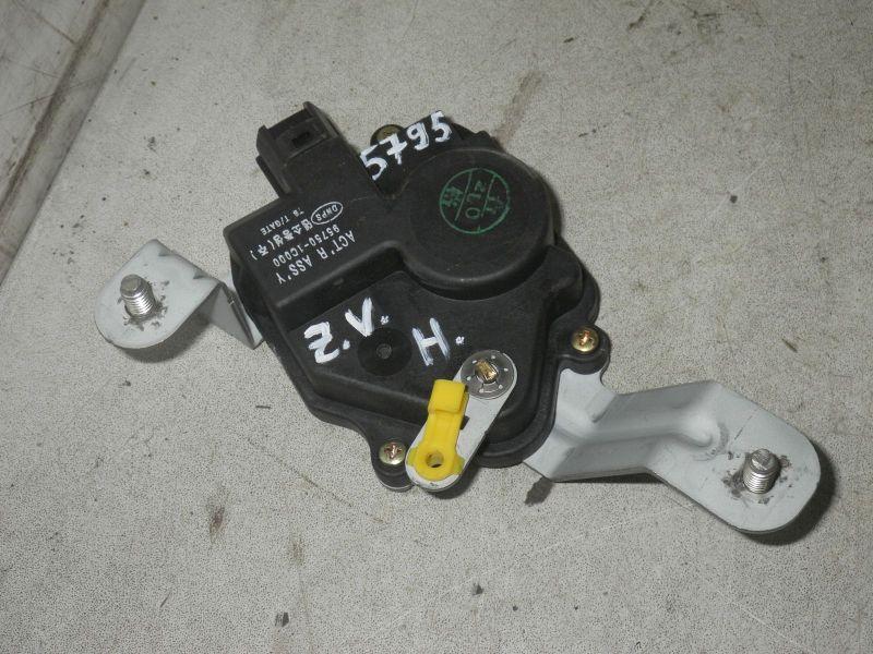 Stellmotor für Zentralverriegelung HeckklappeHYUNDAI GETZ (TB) 1.3