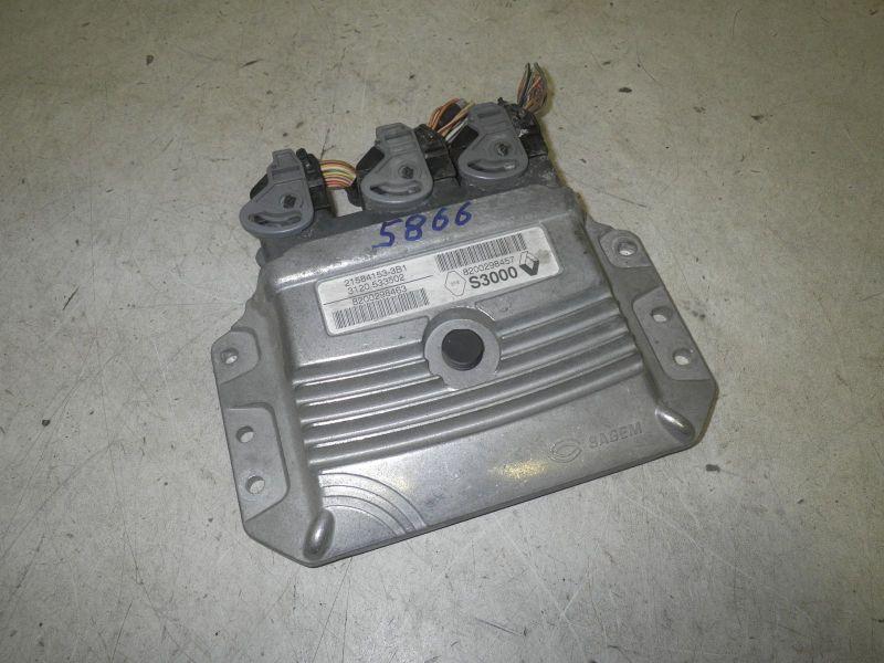 Steuergerät Motor, MotorsteuergerätRENAULT MEGANE II (BM0/1_, CM0/1_) 1.6 16V