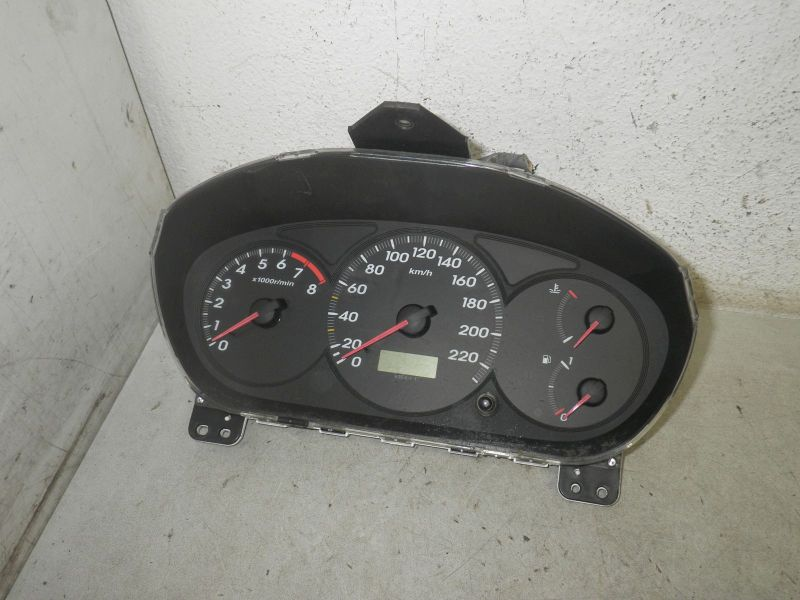 Tacho Instrumententafel Kombiinstrument Tachometer HONDA CIVIC VII HATCHBACK (EU, EP, EV) 1.4IS