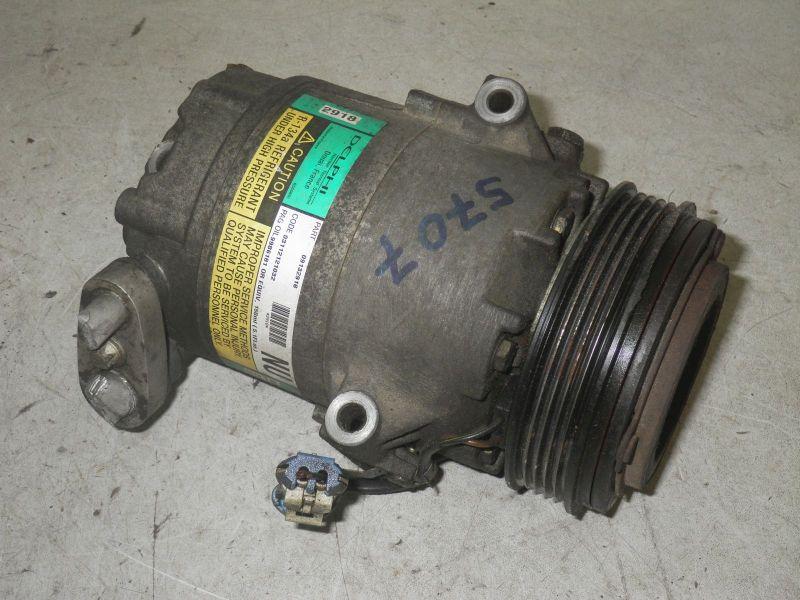 Kompressor Klimaanlage OPEL CORSA C (F08, F68) 1.2