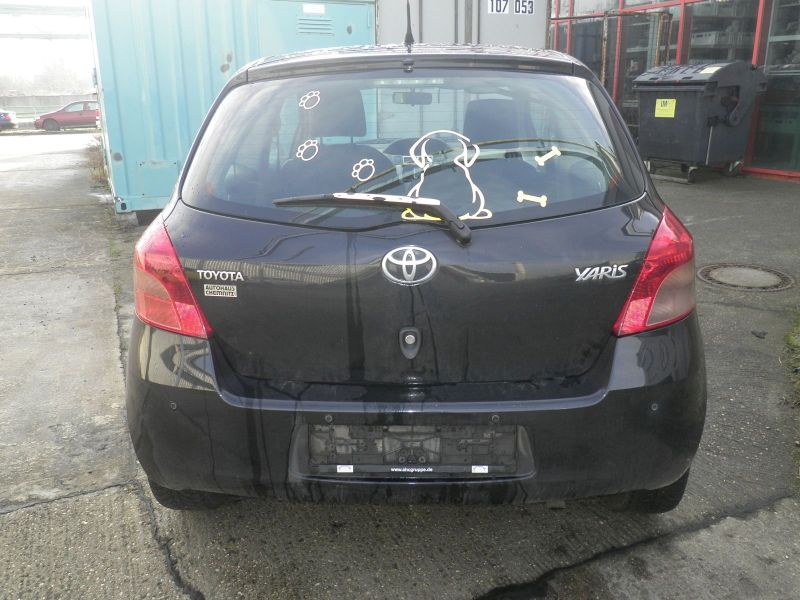 TOYOTA YARIS (SCP9_, NSP9_, KSP9_, NCP9_, ZSP9_