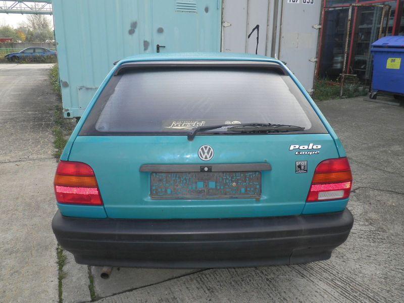 VW POLO COUPE (86C, 80) 1.0 KAT