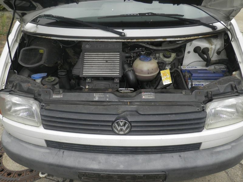 VW TRANSPORTER IV KASTEN (70XA) 2.5 TDI