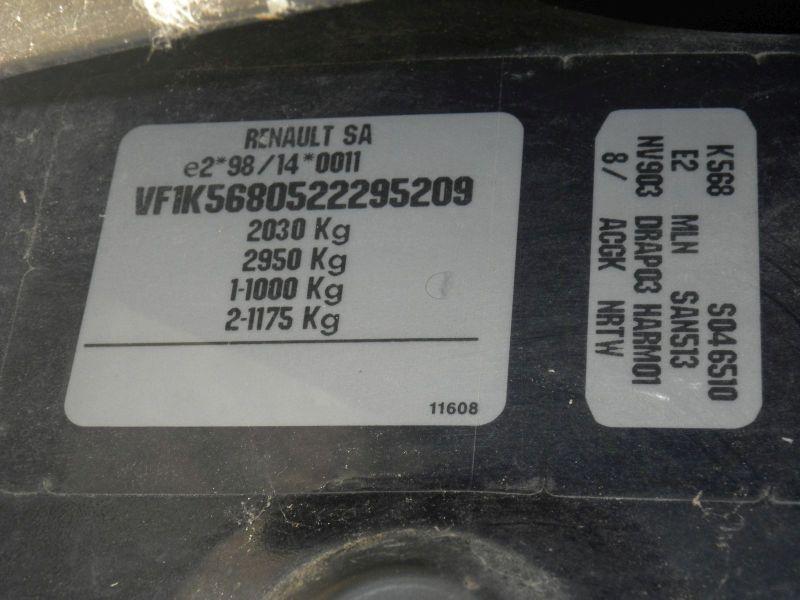 RENAULT LAGUNA GRANDTOUR (K56_) 1.8