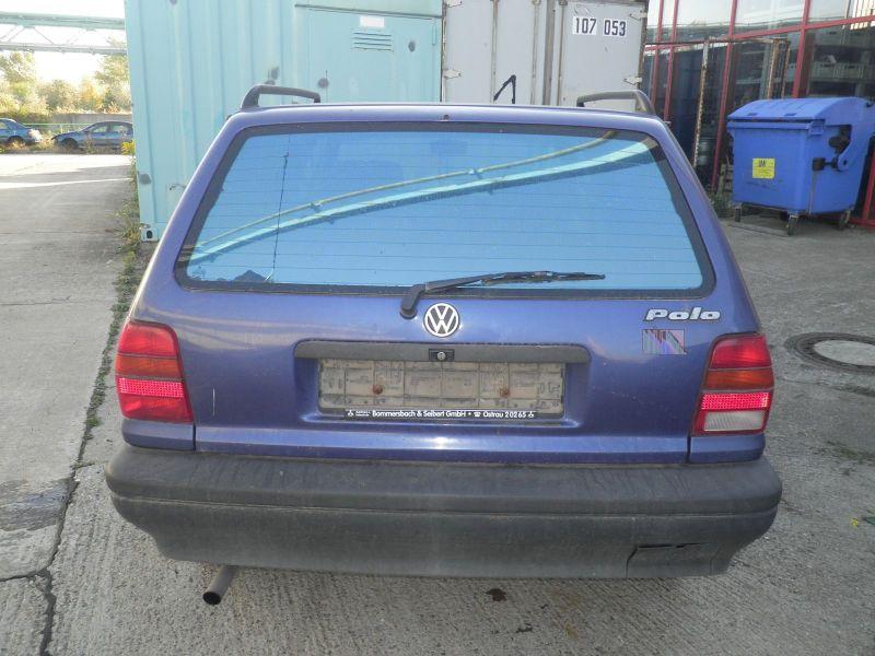 VW POLO (86C, 80) 1.3 CAT