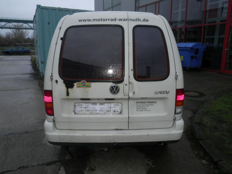 VW CADDY II KASTEN (9K9A) 60 1.4