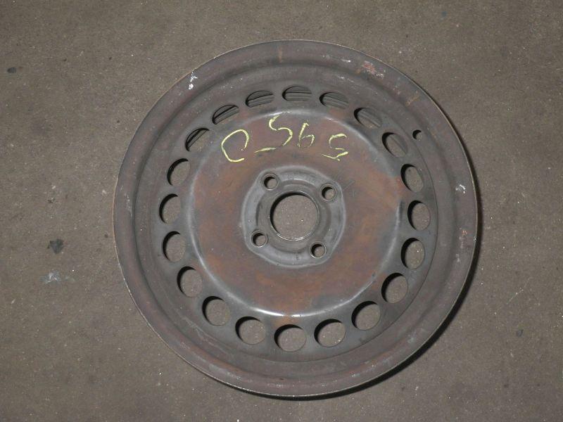 Felge: 6JX15 H2 ET39 LK4X100X56,5
