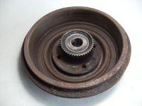 Bremstrommel hinten + ABS-Ring<br>RENAULT LAGUNA GRANDTOUR (K56_) 1.8  (K56S/T/0)