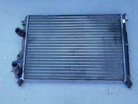Kühler Wasserkühler Motor Motorkühler Fz. mit Klima Gitterm.590x415x25mm<br>RENAULT MEGANE CLASSIC (LA0/1_) 1.6 16V (LA04, L