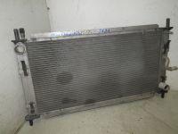 Kühler mit integriertem Klima Kondensator<br>FORD FOCUS (DAW, DBW) 1.6 16V
